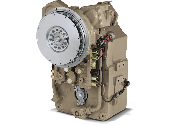 DF150 Powershift Transmission